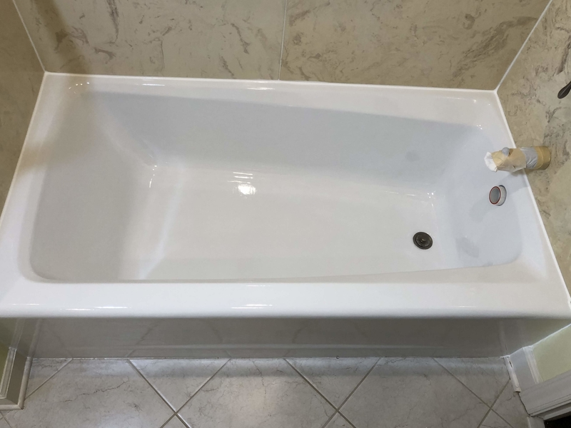 bathtub painting reglazing charlotte