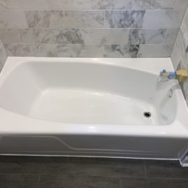 bathtub tub refinishing charlotte